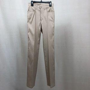 Versace Jeans Couture beige pants